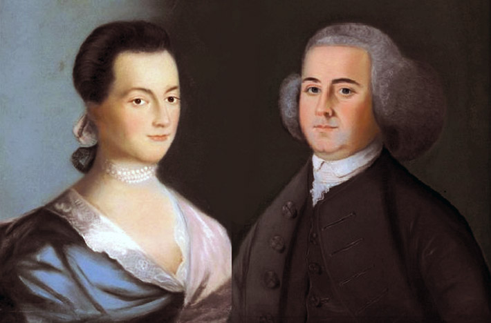 "Abigail Adams to John Adams: ""All men would be tyrants if they could."""