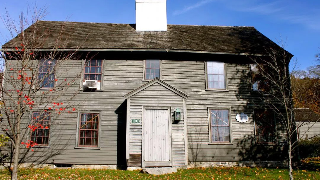 First Period and other Colonial era houses