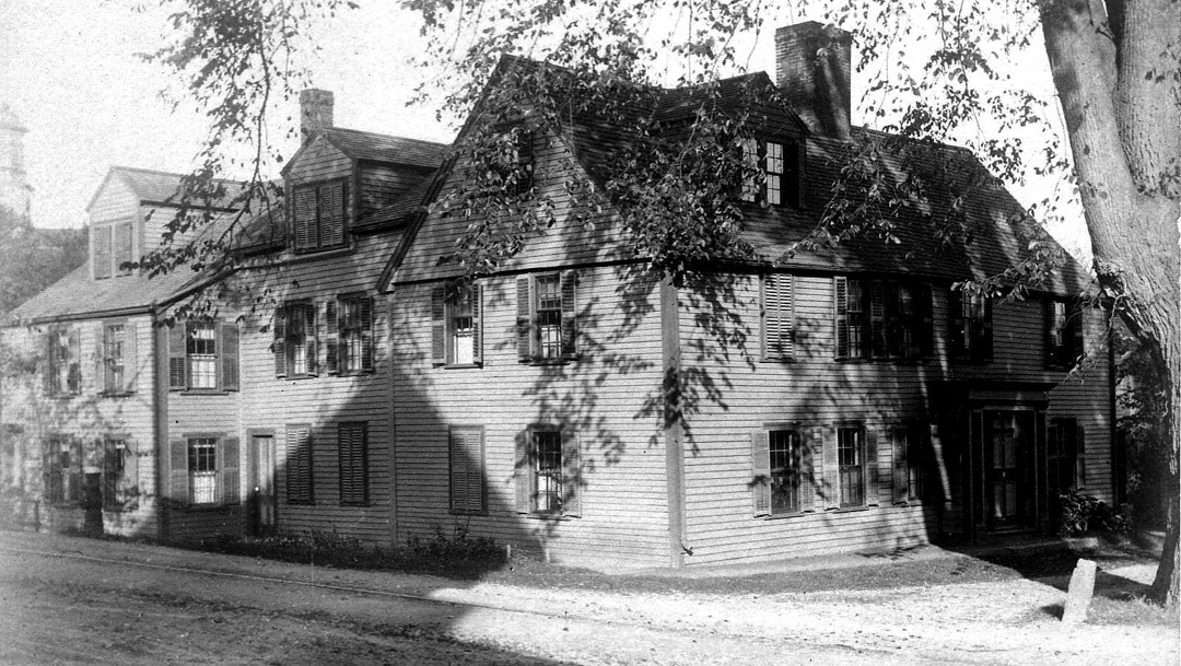 January 17, 2018 at the Ipswich Museum:  The History of the New England Tavern