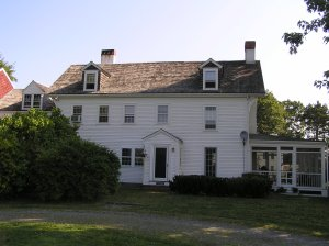 Dodge house at Greenwood Farm, Argilla Rd., Ipswich MA