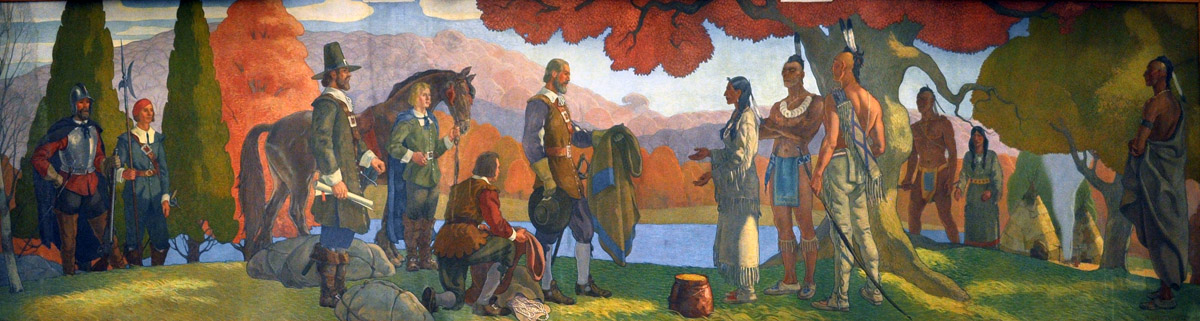 """""""That we may avoid the least scrupulo of intrusion"""" – The Colonists and Indian Land, Part I"""