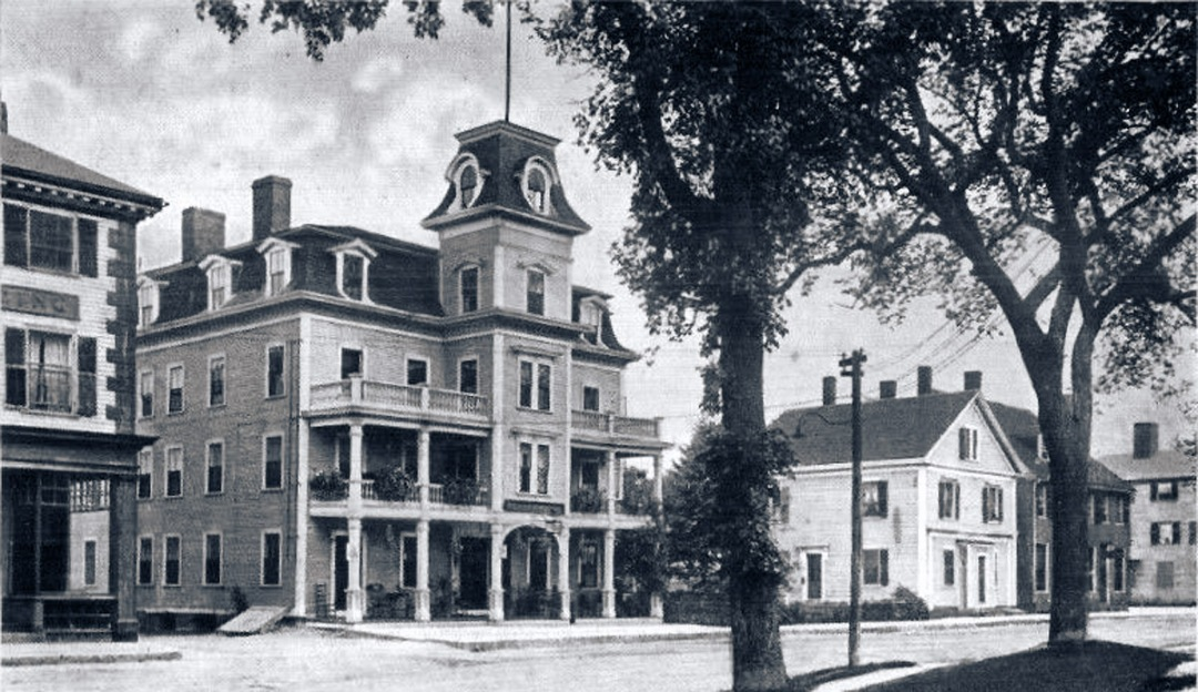 Agawam House hotel North Green Ipswich
