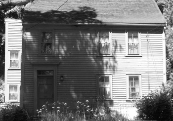Baker-Newman house, 14 East St., Ipswich MA