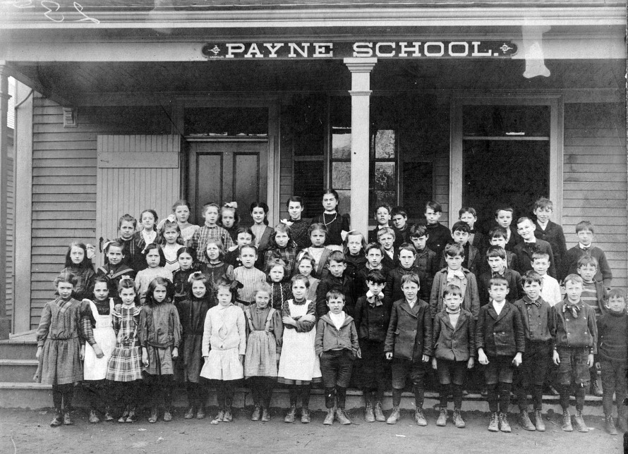 payne-school-students