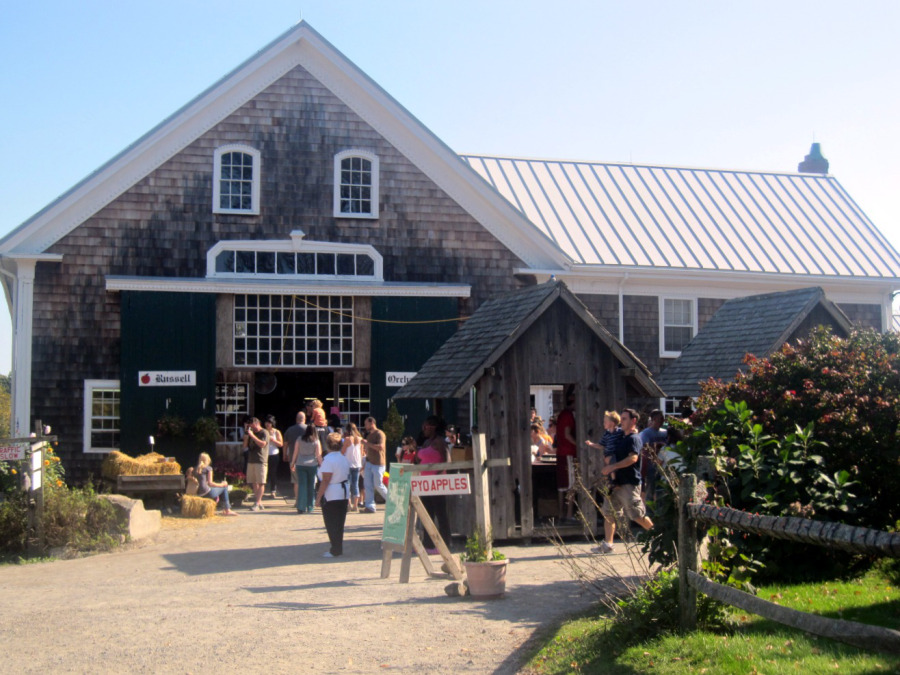 Russell Orchards, Ipswich MA