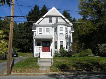John Blake house, 19 High St., Ipswich MA