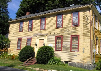 36 Water St. Ipswich MA the York-Averill house