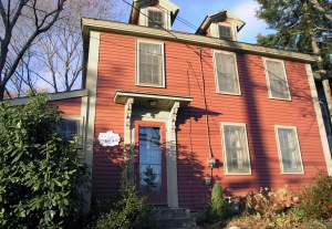 1819 house in Ipswich MA
