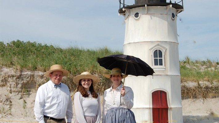 Voices from the Ipswich Lighthouse