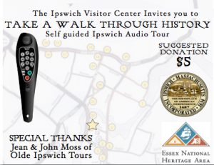 Ipswich Visitor Center Audio Tour