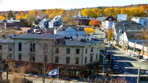 Roof view of Ipswich Ma