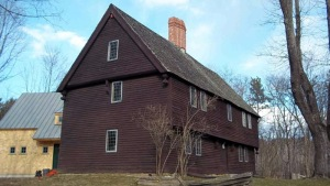 Parsons Capen house Topsfield MA