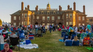 Summer Concert at Crane Castle in Ipswich