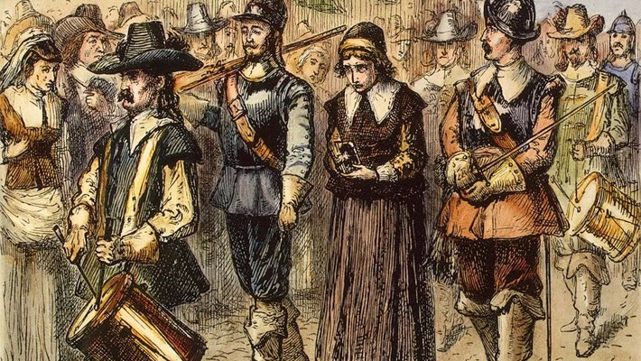 Execution of Mary Dyer