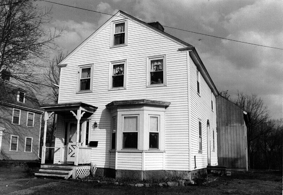 90 County Road, the William Wade house