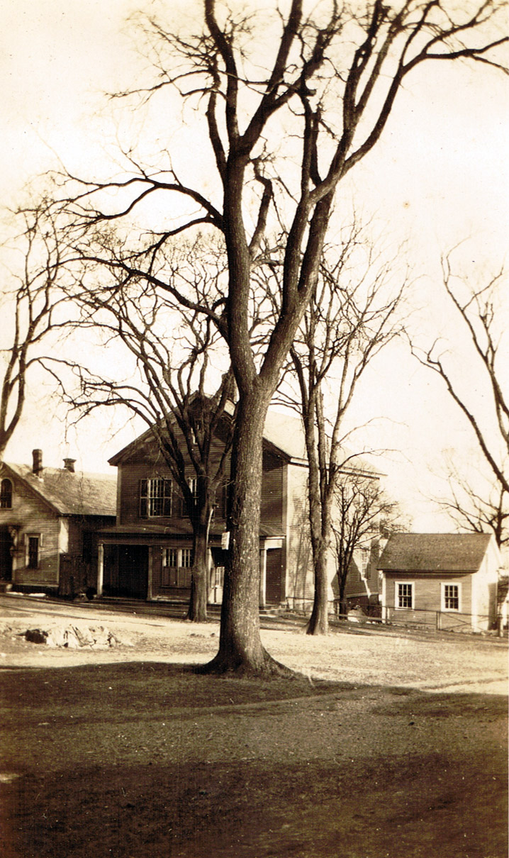 Denison School and First Church Vestry