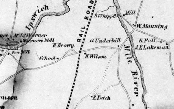 Waldingfield-1856-map