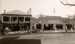 R. W. Davis automotive dealership, S. Main St. Ipswich MA