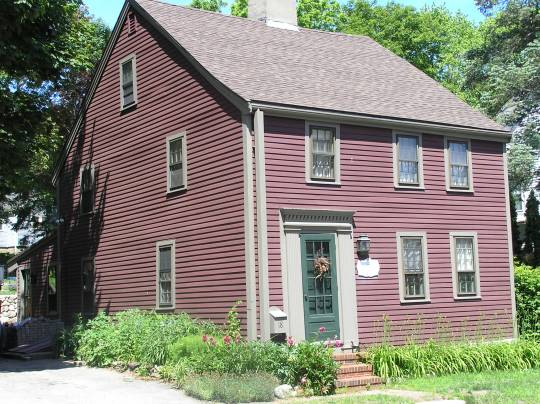 Dodge house, 18 East St., Ipswich MA