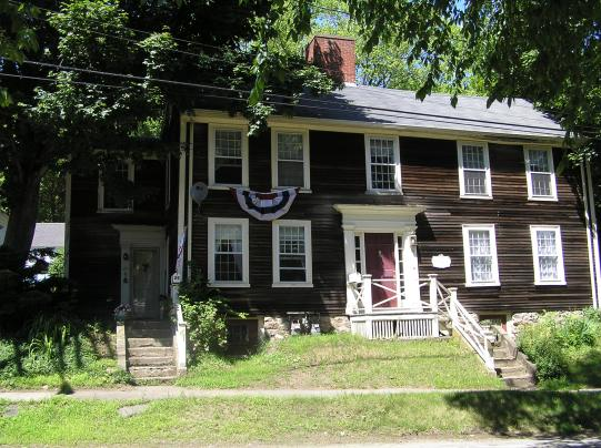 26 East St., Ipswich MA, the