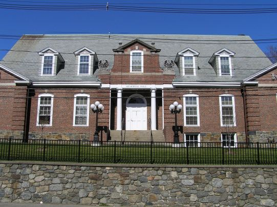 Memorial Building, Central Street Ipswich MA