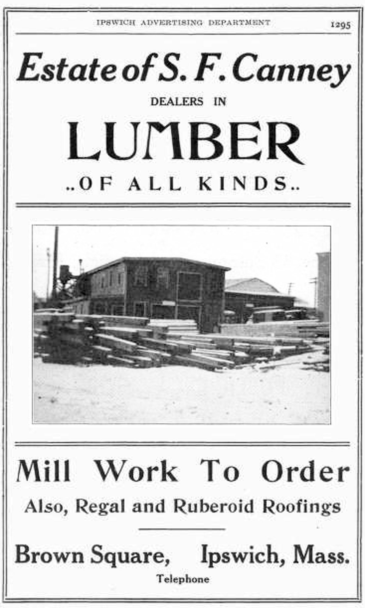 Canney Lumber