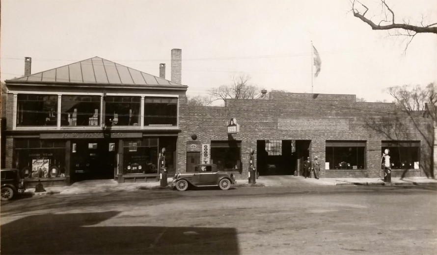 Ipswich South Main Street auto dealership