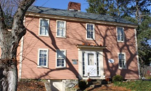 Perkins Hodgkins house, East St., Ipswich Ma