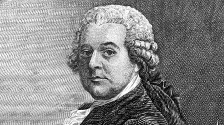 Woodcut of John Adams