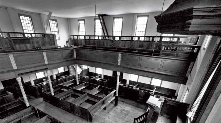 Seating in the Meeting House