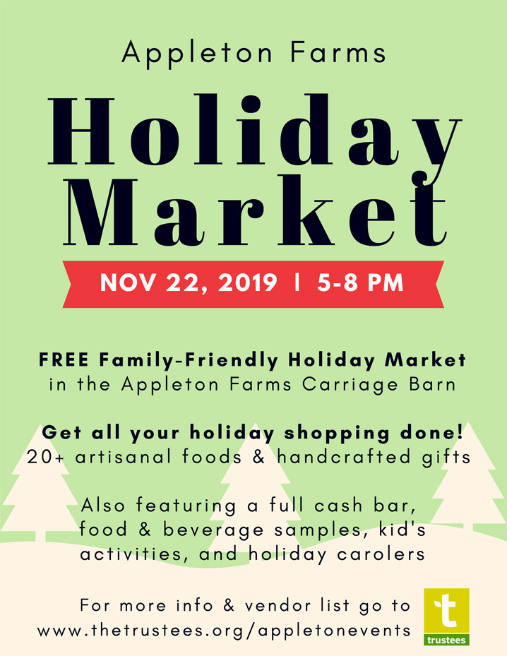 Appleton Farms Holiday Market
