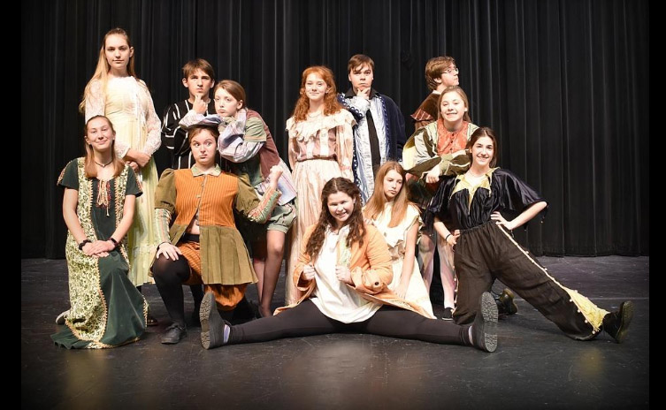 Shakespeare at Ipswich High School