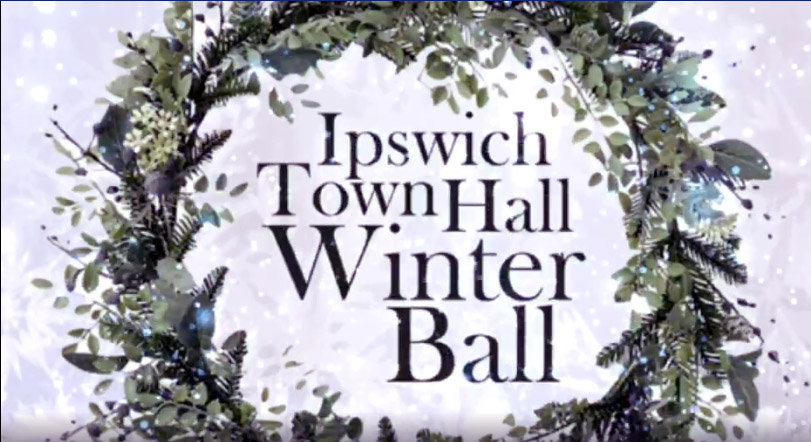 Ipswich Town Hall Winter Ball