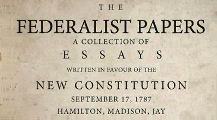 Federalist Papers, Hamilton's response to Objection XIV