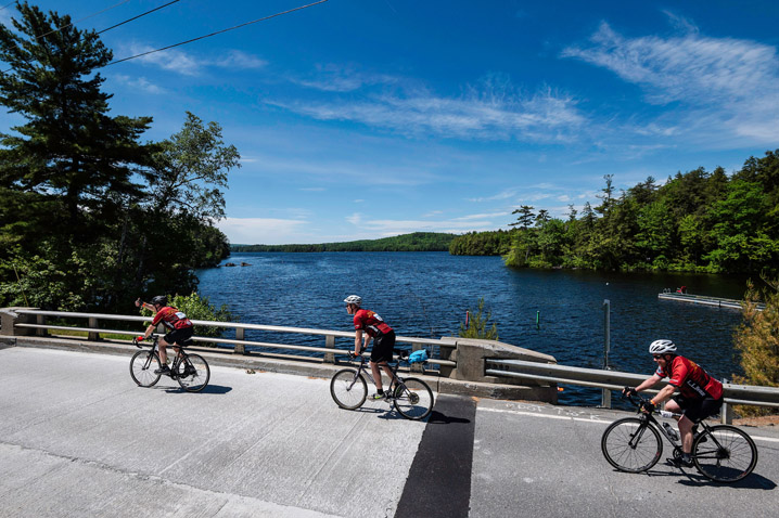 Trek Across Maine
