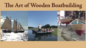 Essex MA wooden boatbuilding