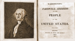 George Washington's Farewell Address to the People of the United States