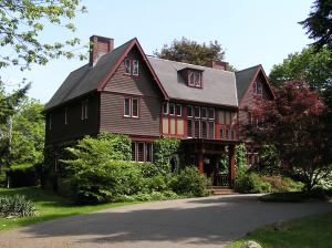 136 County Rd., Ipswich, the home of Francis Henry Richardson