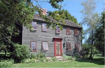 The Rev. John Wise house, Essex MA