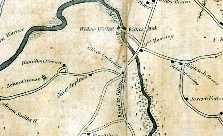 Miles River 1832