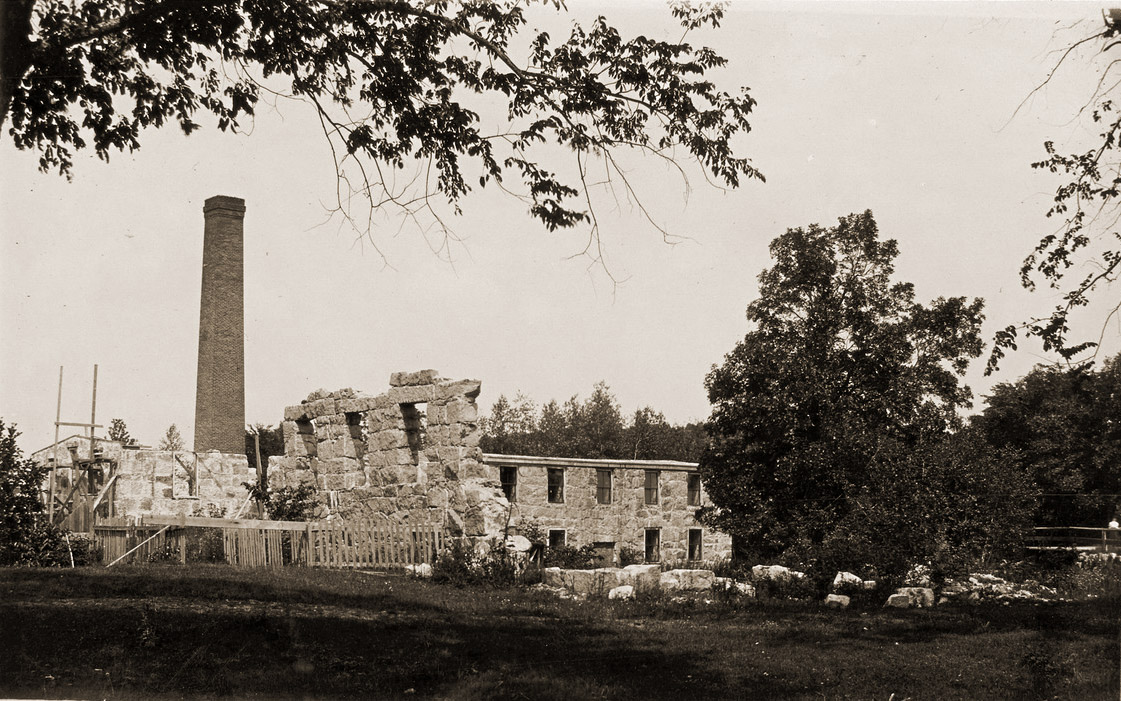 Ruins of the Willowdale Mill, Hamilton