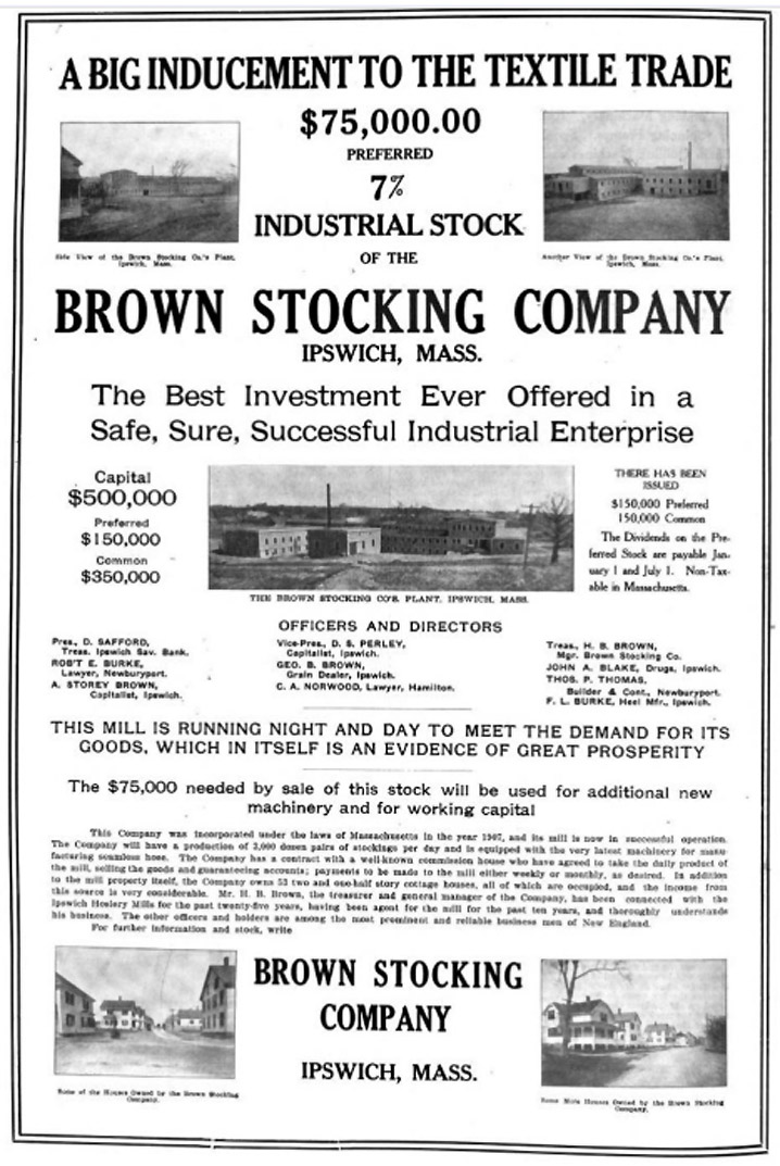 Brown Stocking Company