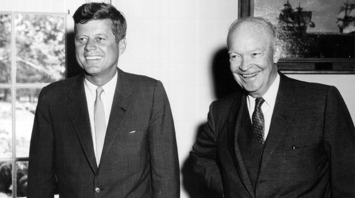 President Eisenhower's farewell address to the nation