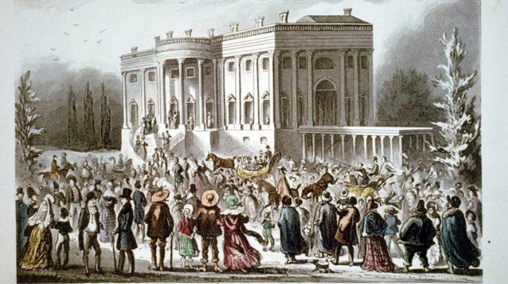 After electoral defeat, neither Adams President attended his successor's inauguration