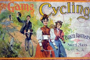 The Game of Cycling, Parker Brothers Salem MA