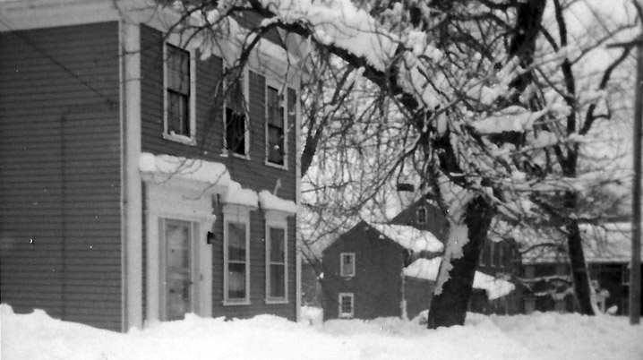 The home of George Lewis Grant, 16 Summer St., Ipswich