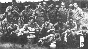 Ipswich Guard during WWII