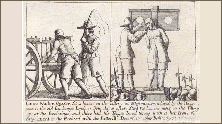 Persecution of Quakers