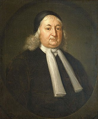 Judge Samuel Sewall