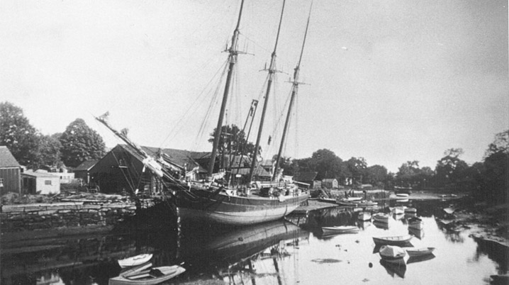 Glover's Wharf and the Ipswich coal industry